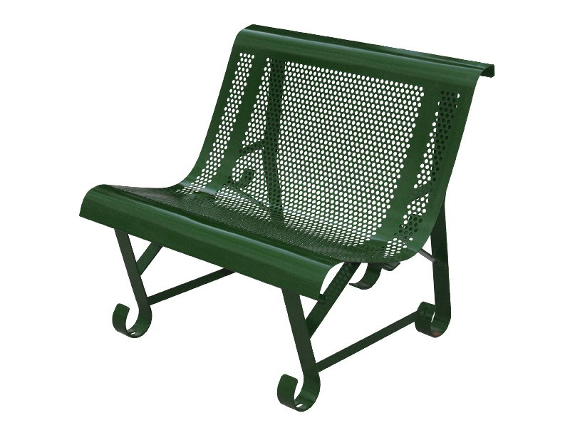banc, fauteuil de jardin en fer, made in france